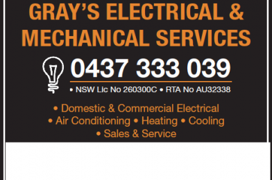 Grays Electrical and Mechanical