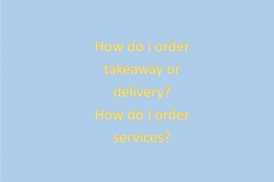 How to order from a business